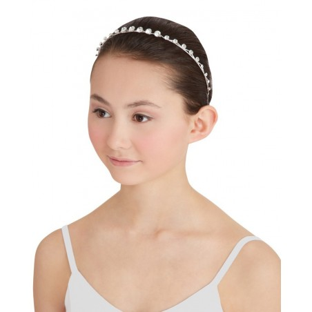 La Boutique Danse - CROWN JEWEL HEADBAND CAPEZIO BUNHEADS BH4003