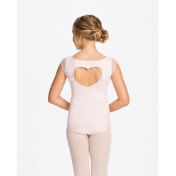 I LOVE YOU BERRY MUCH LEOTARD - CAPEZIO