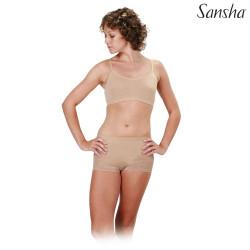 La Boutique Danse - Sous-vêtement Short Beige Sansha