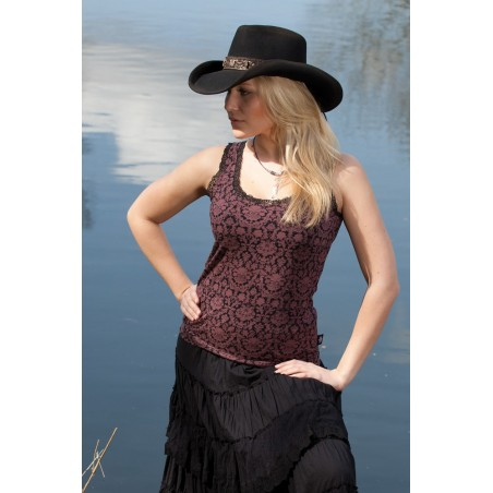La Boutique Country -T-shirt / Top Sienna