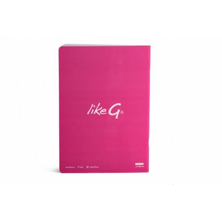 La Boutique Danse - Cahier A4 Grandes Lignes LikeG