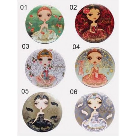 La Boutique Danse - Pocket Mirrors Ballet Etoiles