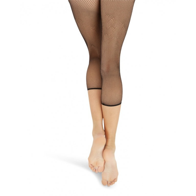 La Boutique Danse - Capezio CROP STUDIO FISHNET TIGHT