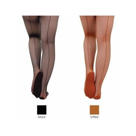 La Boutique Danse - Capezio PROFESSIONAL FISHNET TIGHT WITH SEAMS 3002