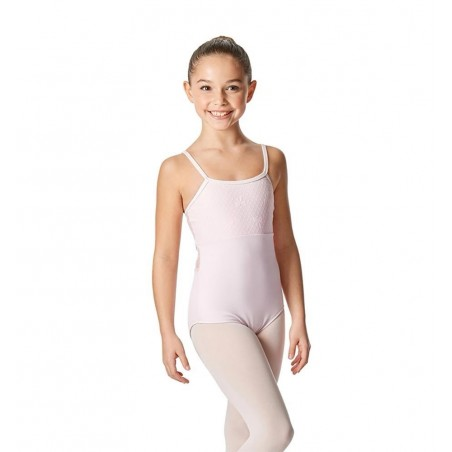 La Boutique Danse - Justaucorps Enfant KARLY - Lulli Dancewear - LUF478C