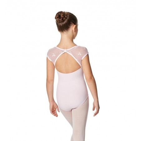 La Boutique Danse - Child Leotard ELAINE- Lulli Dancewear - LUF480C
