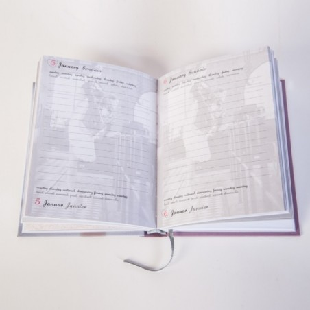 La Boutique Danse - School Diary / Agenda LikeG - DS1