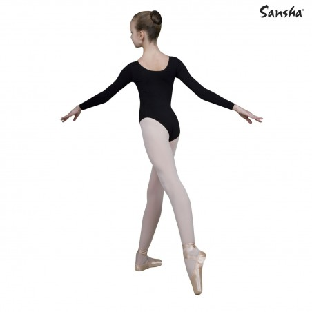 La Boutique Danse Sansha Suzanna Manches Longues