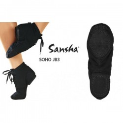 JAZZ SNEAKERS JB3 SOHO by Sansha