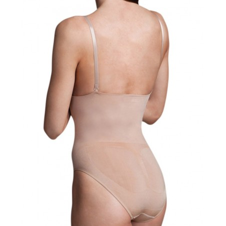 HIGH WAIST SHAPE CONTROL BRIEF CAPEZIO 3518