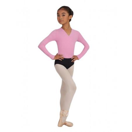 La Boutique Danse - Cross-Over Top - Child CAD850c Capezio