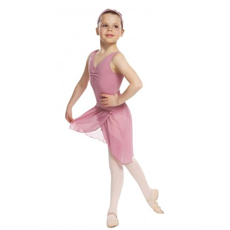 La Boutique Danse - Capezio CHIFFON WRAP SKIRT - CHILD - CAD800C