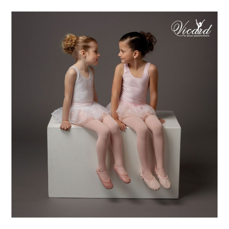 La Boutique Danse - Child Tunic Bianca by Vicard