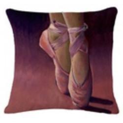 La Boutique Danse - Pointe Pillow Case