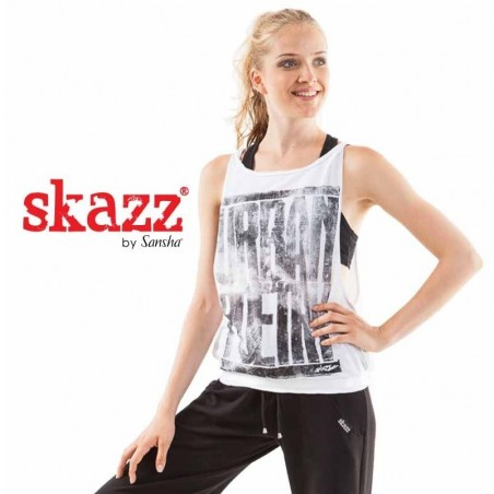 La Boutique Danse - Shirt Urban Poetry Skazz by Sansha