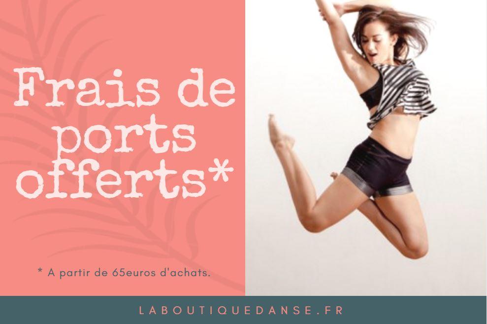 La Boutique Danse - Frais de port offert à partir de 65€