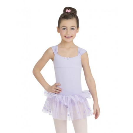 La Boutique Danse - WIDE STRAP DRESS - CHILD - 10129C