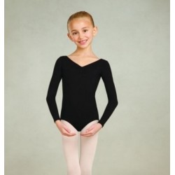 La Boutique Danse - LONG-SLEEVE LEOTARD CC460C Capezio Child
