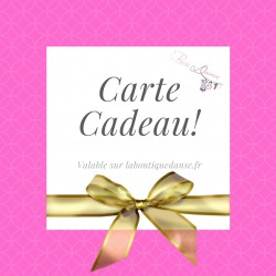 La Boutique Danse - Gift Card