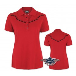 La Boutique Danse Country - Polo Caitlin