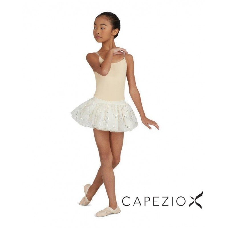 La Boutique Danse - CHILD CAMISOLE W/ADJUSTABLE STRAPS CAPEZIO 3532