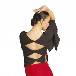 La Boutique Danse - Capezio Long Sleeve Top