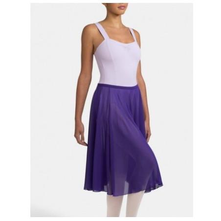 La Boutique Danse - Capezio Mid Calf Full Circle Skirt