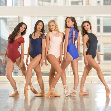 La Boutique Danse - Justaucorps Ballet Rosa Justine
