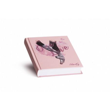 Agenda LikeG LG DS18 - La Boutique Danse
