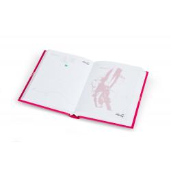 School Diary / Agenda LikeG - DS104 - La Boutique Danse