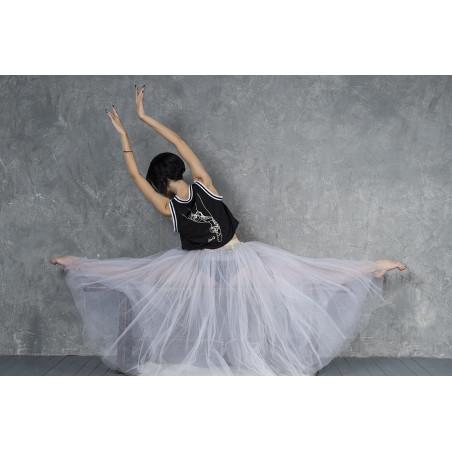 T-Shirt Mesh LikeG - La Boutique Danse