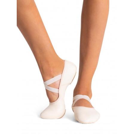 La Boutique Danse - Child Leather Ballet Shoes CAPEZIO HANAMI 2038W