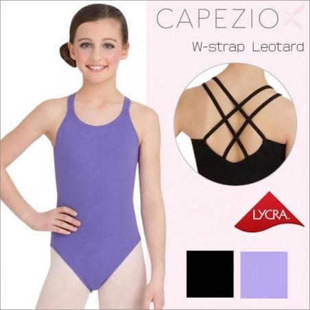La Boutique Danse - Double Strap Camisole Leo de Capezio CC123C