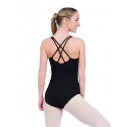 La Boutique Danse - Cami Leotard with Double Strap Back by Capezio CC123