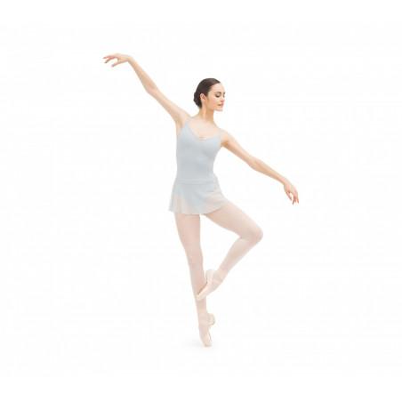 La Boutique Danse - Jupette en dentelle Repetto D082D Gris