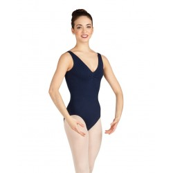 Capezio Tank Leotard Navy - Child - CAD201C