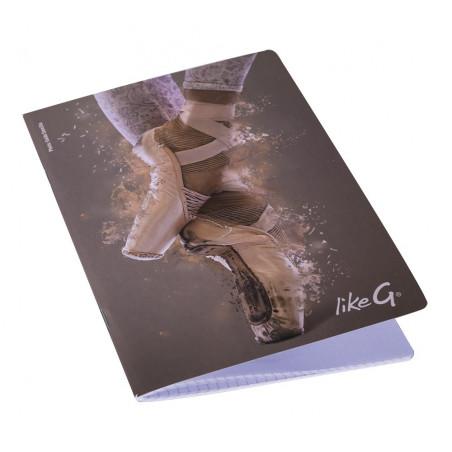 La Boutique Danse - A5 G.book Squared 143 Like G