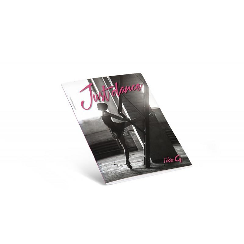La Boutique Danse - Cahier A5 Like G 116