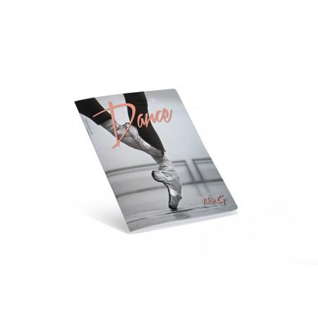La Boutique Danse - Cahier A5 Like G Pointes 18