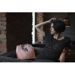 La Boutique Danse - Black Medium Fit T-shirt LikeG