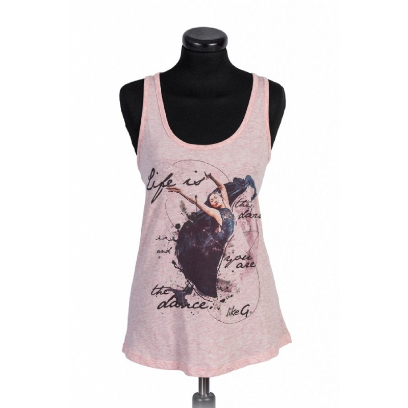 La Boiutique Danse - Tank Top Like G