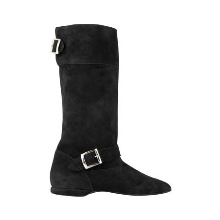 West Coast Swing Boot Rumpf