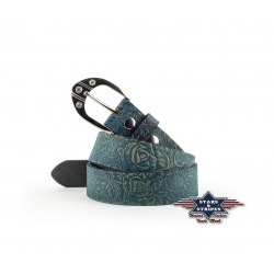 BL05 Blue Belt Stars & Stripes