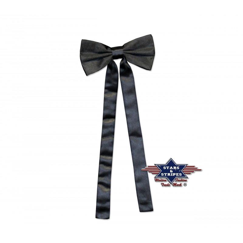 La Boutique Country - Cravate de Cowboy Noire