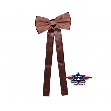 La Boutique Country - Cravate de Cowboy Marron