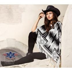 La Boutique Country - Poncho Femme