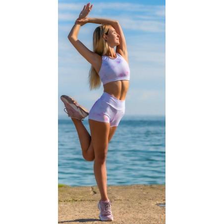 La Boutique Danse - Sky Shorts Basilica Dancewear
