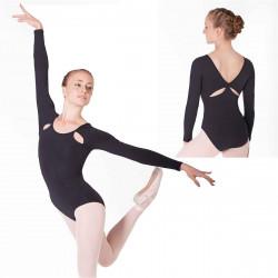 La Boutique Danse - JUSTAUCORPS MANCHES LONGUES INTERMEZZO