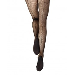 La Boutique Danse - Capezio Professional Fishnet with Rhinestones 3002