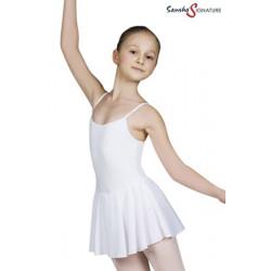 La Boutique Danse - Justaucorps Sansha Aida E508M Fines Bretelles